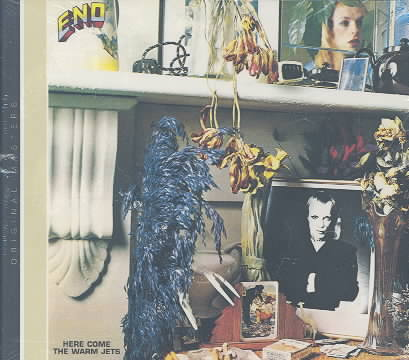 HERE COME THE WARM JETS BY ENO,BRIAN (CD)